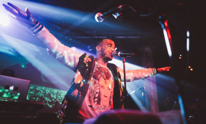 Anderson .Paak brings Malibu to London