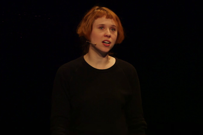 Holly Herndon discusses process and production in Ableton lecture
