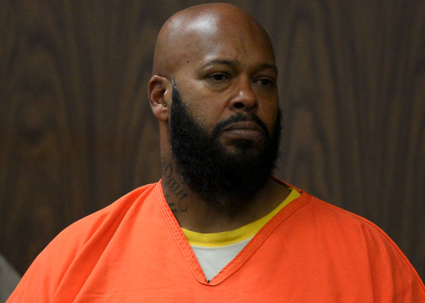 Suge Knight claims human rights violations after being reportedly put in solitary confinement indefintely