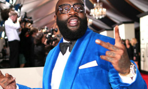 Rick Ross freestyles over Kanye West's 'Famous'