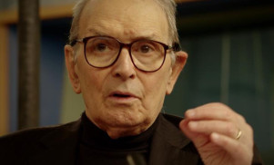 Ennio Morricone is scoring another Quentin Tarantino film