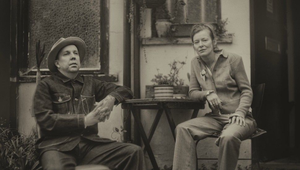 Andrew Weatherall and Nina Walsh interview