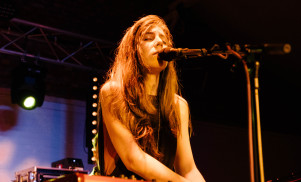 Photos: Julia Holter at Oval Space, London