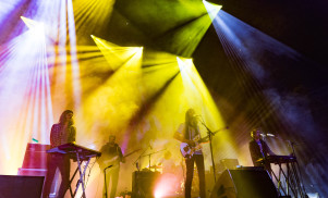 Photos: Tame Impala at Alexandra Palace, London