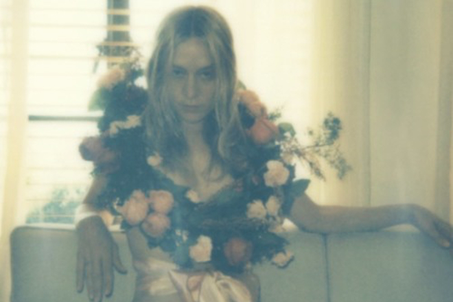 Johnny Jewel teams up with Chloë Sevigny on 'Prayer to Saint Therese'