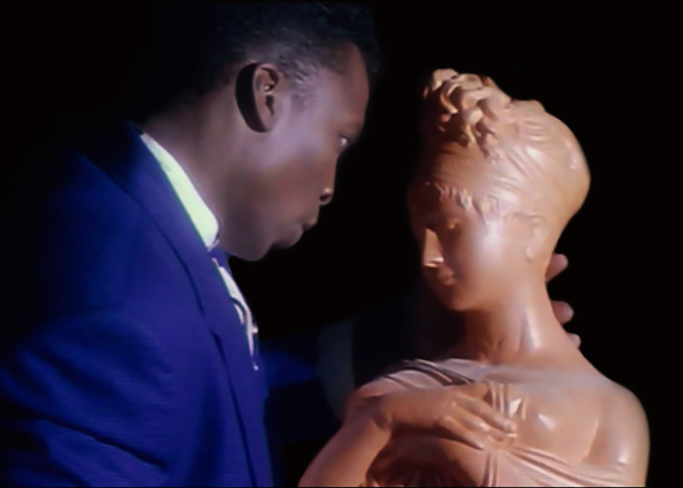 90s icon Haddaway is starring in a film about Eurodance