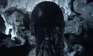 Fawkes unveils 'Fossiliensis (VENOM RMX)' with exquisitely glitched video