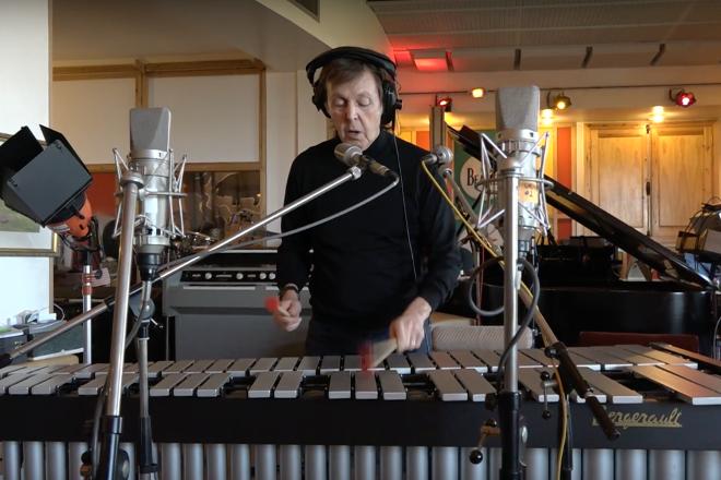 Paul McCartney has recorded music for Skype's emoji