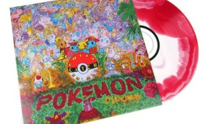 Pokémon Game Boy soundtrack released as Sgt. Pepper-themed vinyl