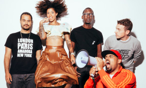 Buraka Som Sistema booked for RBMA and Rewire's Amsterdam Session