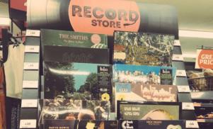 "Selling vinyl should not  be ""elitist"", says supermarket chain Sainsbury's"