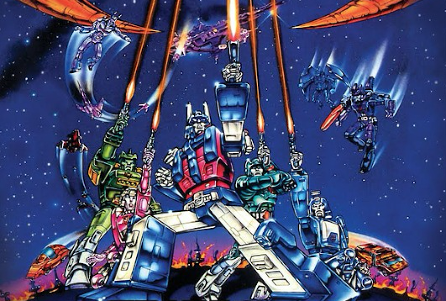 Transformers The Movie Soundtrack Coming To Vinyl