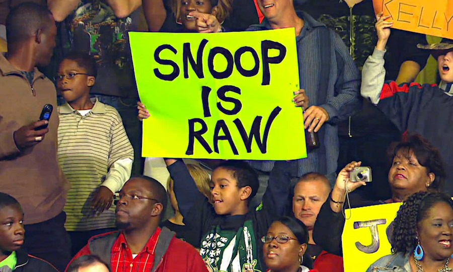 Snoop Dogg to be inducted into WWE Hall Of Fame