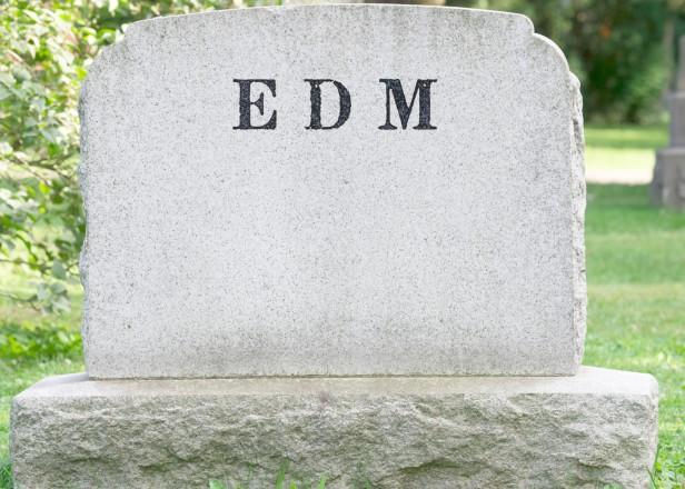 EDM is dead, according to Las Vegas