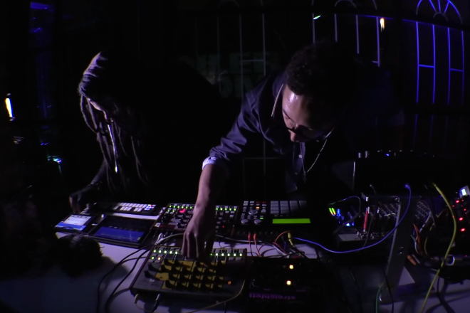 Africans With Mainframes to release debut LP on Soul Jazz