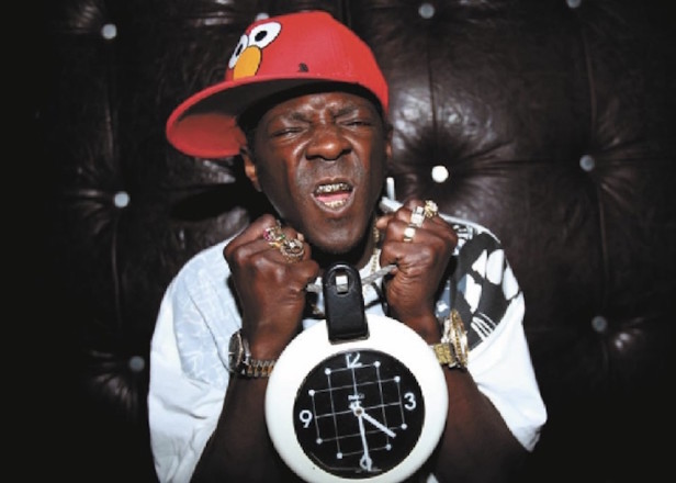 Flavor Flav On Trump Presidency Quot Sit Back And Let The Man