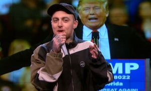 """Mac Miller to Donald Trump: """"You racist son of a bitch"""""""