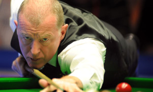 Steve Davis is hosting a celebrity pool tournament at Bloc