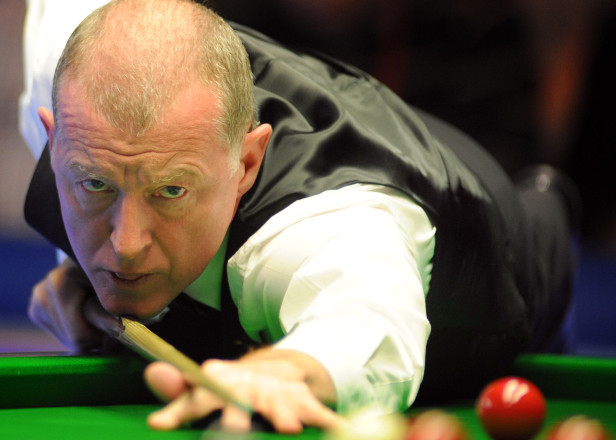 Steve Davis is hosting a celebrity pool tournament at Bloc