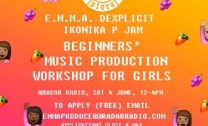 E.M.M.A announces second music production workshop for girls