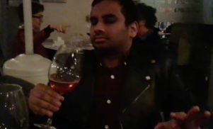 Kanye West has used Aziz Ansari's 'Famous' tribute as the song's official video