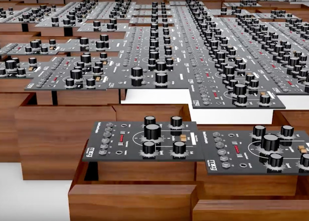 Moog seeks user recordings for Yuri Suzuki-designed synth installation