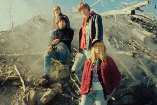 Sonic Youth announce 1987 Spinhead Sessions –hear 'Theme With Noise'