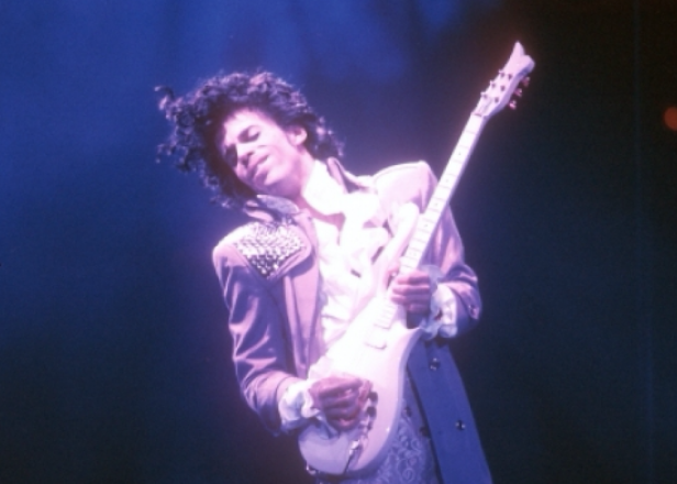 Artists pay tribute to Prince