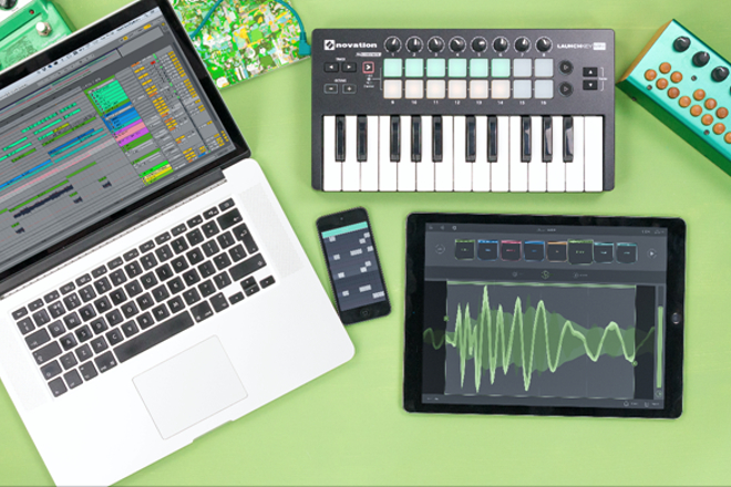 Blocs Wave music-making app for iOS adds Ableton Link support