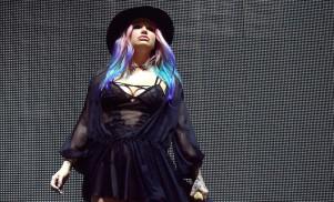 Kesha performed 'True Colors' with Zedd at Coachella