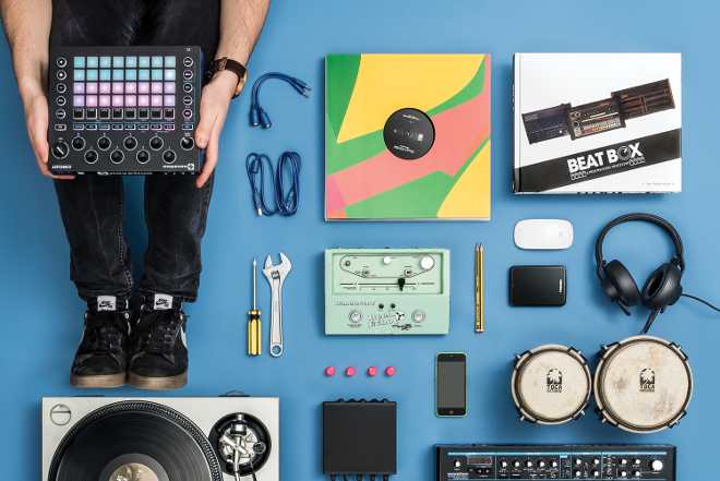 EDIT THIS POSTNovation updates Circuit groovebox with Components tools