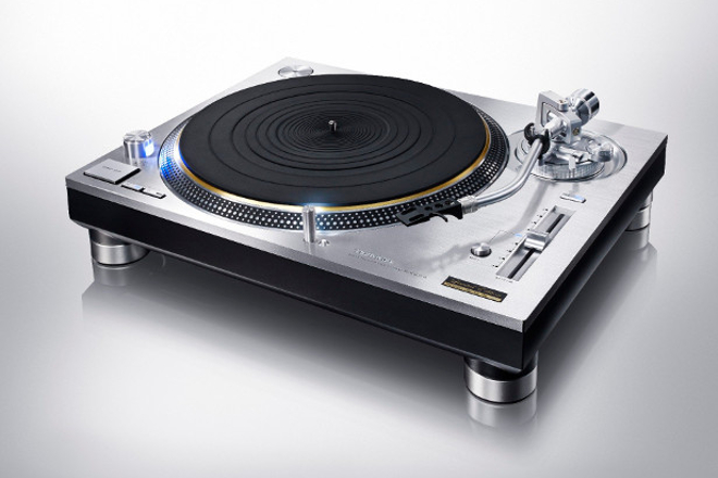 Technics reveals UK price for updated SL-1200 turntable