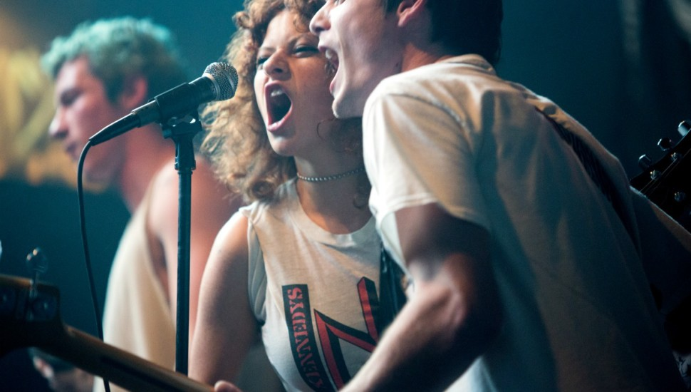 Green Room is a punk rock horror movie where authenticity is a matter of life and death