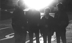 Short-lived Edinburgh post-punk band Visitors to release compilation Poet's End