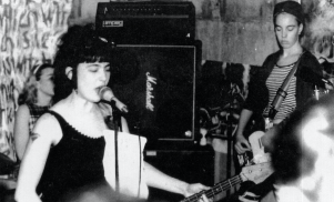 Bikini Kill's Yeah Yeah Yeah Yeah gets reissued on candy pink vinyl