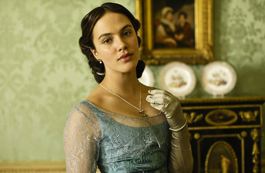 Downton Abbey Jessica Brown Findlay to star in Morrissey biopic Steven