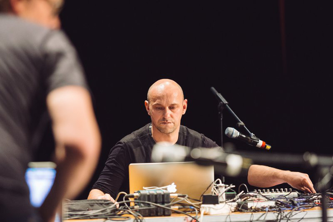 Henrik Schwarz and Bugge Wesseltoft discuss improvisation in Ableton lecture