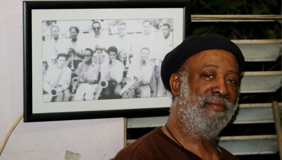 "Revered drummer Carlton 'Santa' Davis on the ""flying cymbals"" at the heart of reggae's evolution"