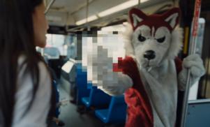 Big Boi and Phantogram wreak havoc on Los Angeles wearing animal suits in 'Drum Machine' video