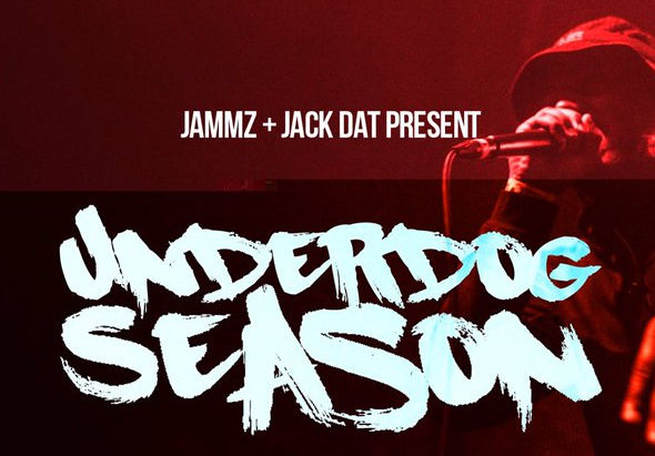 Grime MC Jammz drops new mixtape Underdog Season Volume 1
