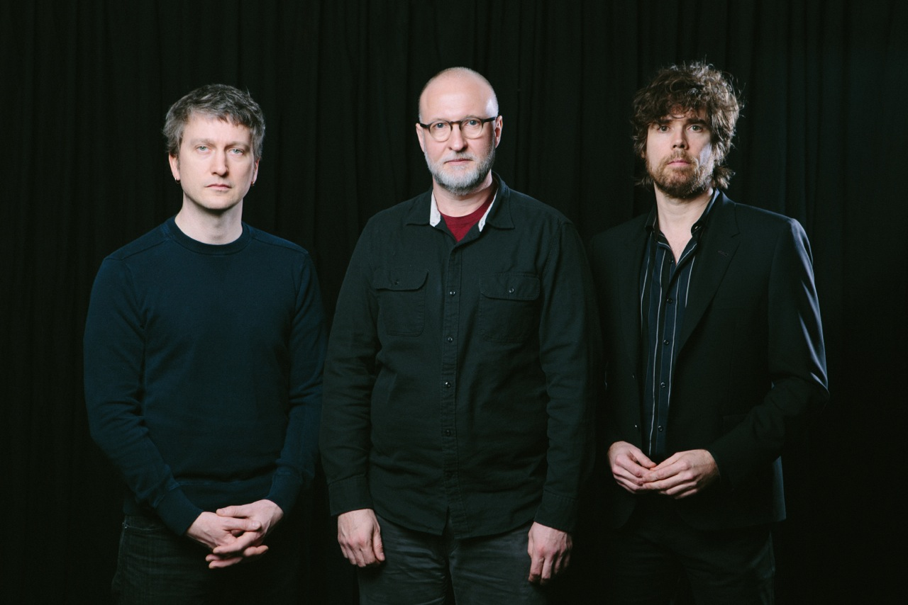Bob Mould and band