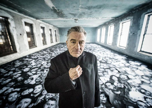 nils frahm and woodkid team with robert deniro on ellis mini lp. Black Bedroom Furniture Sets. Home Design Ideas
