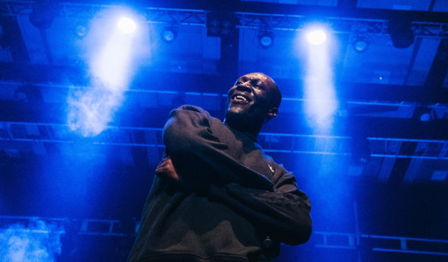 Watch Stormzy play 'WickedSkengMan Part 4' on the FACT stage at Great Escape 2016