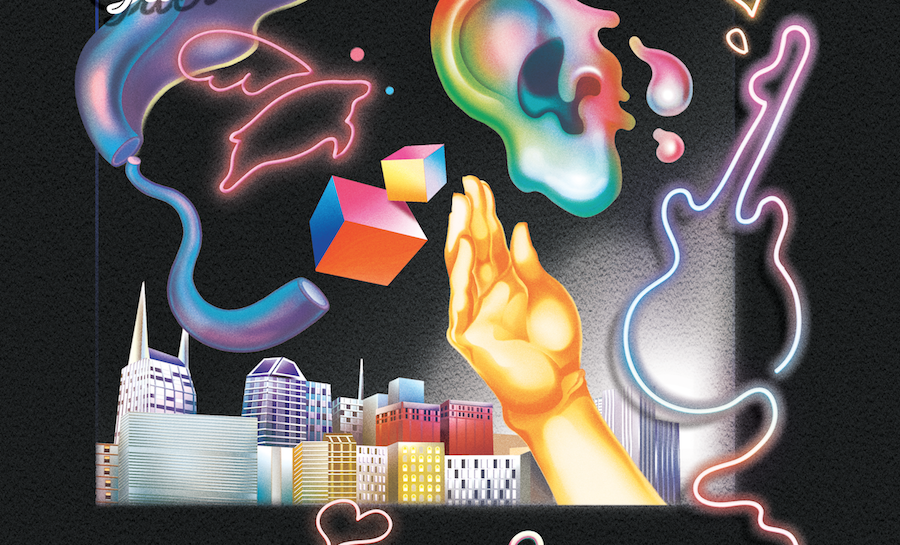 Guerilla Toss get remixed by Giant Claw and destroy an audience with Live In Nashville