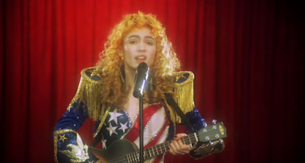 The week's best videos: Paul Thomas Anderson meets Radiohead and Grimes remixes 'California'