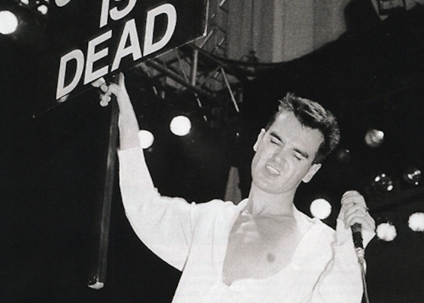 Morrissey urges fans to get The Smiths back in the charts, scolds label over lack of 30th anniversary celebrations