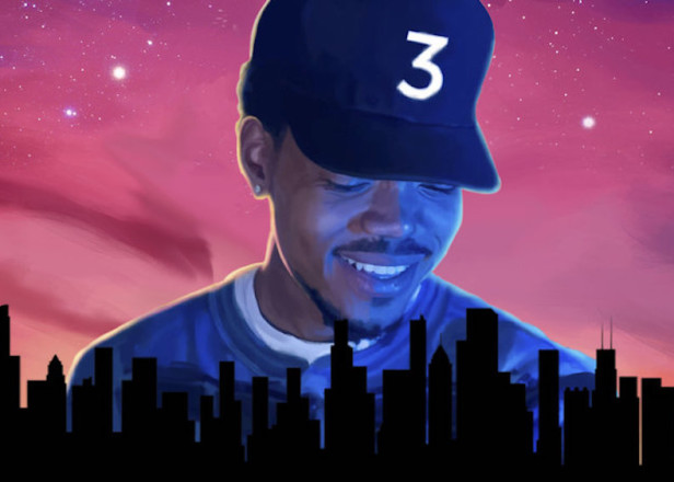 Chance The Rapper S Coloring Book Features Kanye West And More