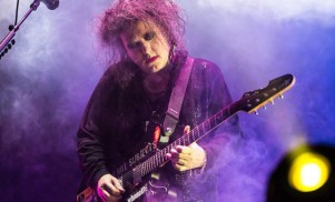 The Cure debut two new songs in New Orleans