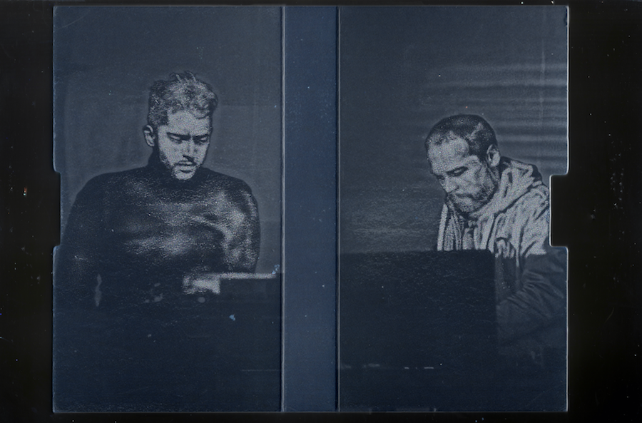 Jesse Osborne-Lanthier and Grischa Lichtenberger summon music from old TVs on CSLM EP