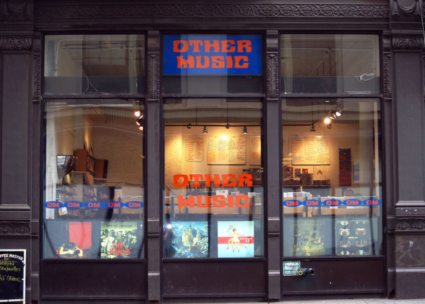 new york record store other music to close this summer. Black Bedroom Furniture Sets. Home Design Ideas